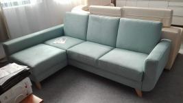 22c393ec10 Rohová sedačka v škandinávskom dizajne Zara