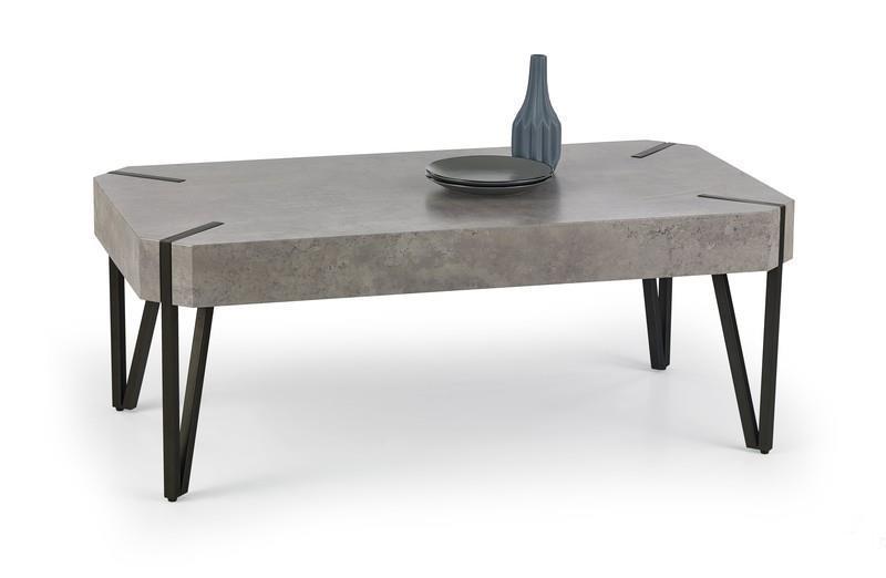 EMILY konferenční stolek v industriálním stylu