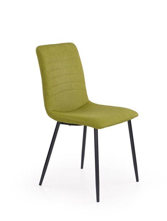 a5c4366f1a420 K-251 moderná čalúnená jedálenská stolička | TOP CENA 45€