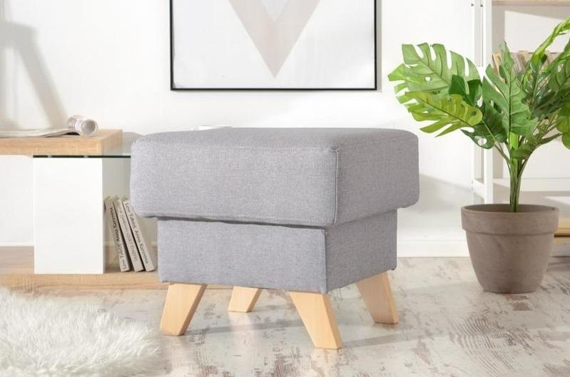ZARA taburet v škandinávskom dizajne