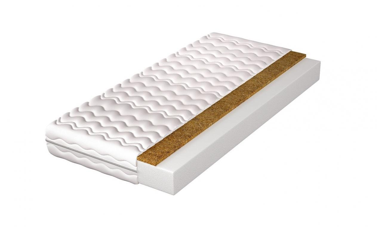 ARES 10 penový matrac s tepelnou izoláciou | 6 rozmerov