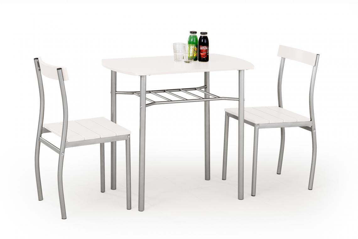 LANCE jídelní sestava | jídelní stůl + 2x židle