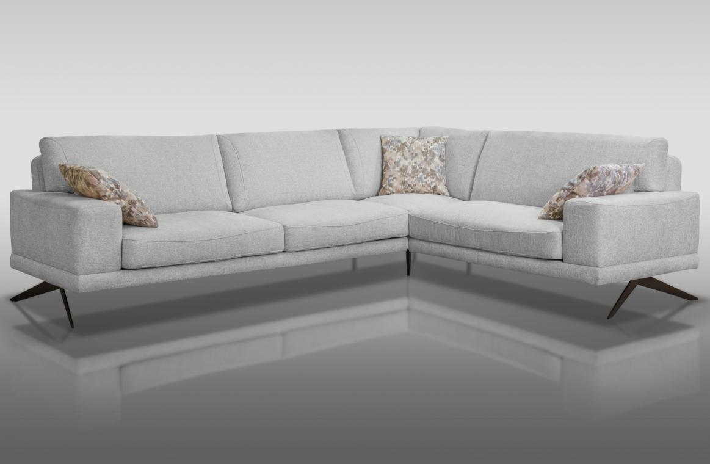 SOFT LUX modulárna dizajnová sedacia súprava