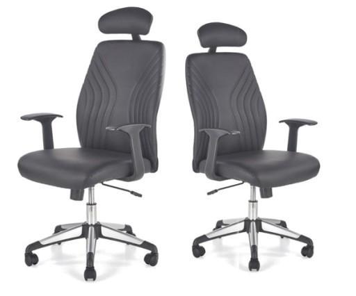 THEBA kancelárska stolička, čierna