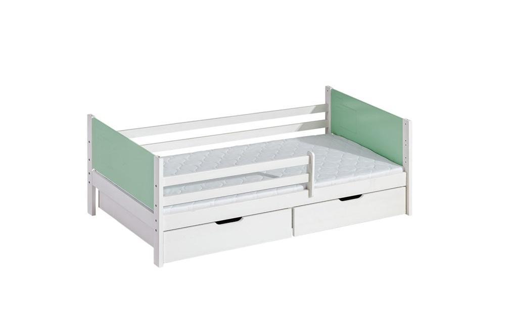 NORBERT dětská postel 80x190 cm z masivního dřeva