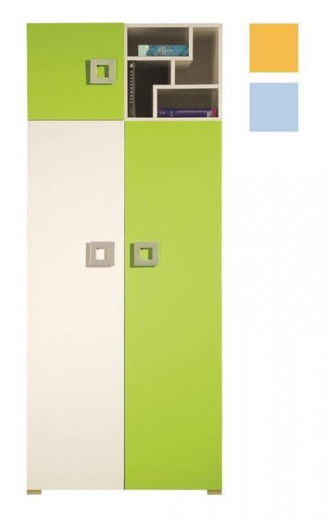 NEXT NE2 šatní skříň do dětského pokoje
