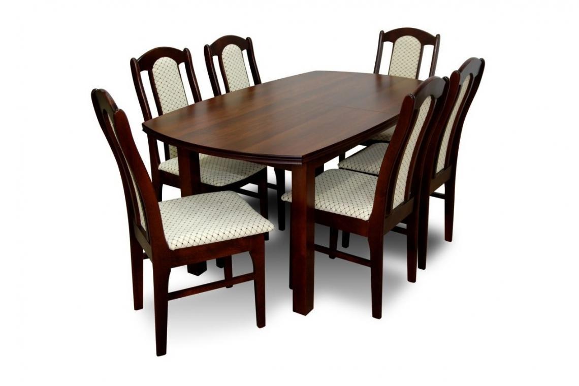 ZOSTAVA 3 | jedálenský stôl + 6x stoličky