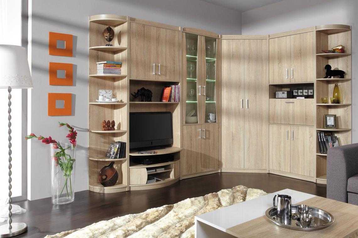 IBIZA vysoká sestava do obývacího pokoje