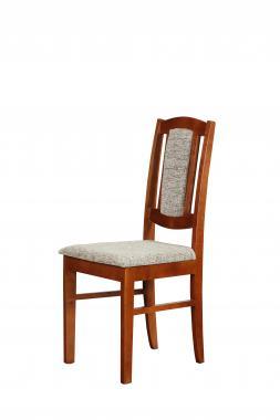 K5 čalúnená jedálenská stolička