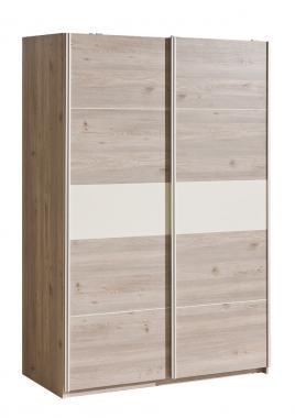 VERTO 19 moderná šatníková skriňa s posuvnými dverami