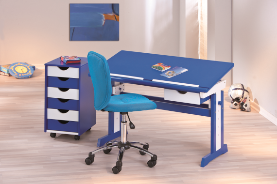 PATRICK dětský rostoucí psací stůl