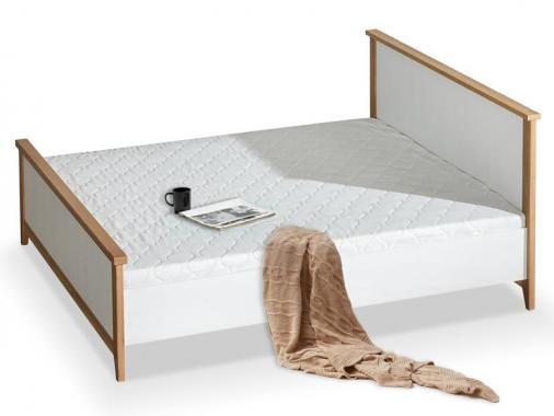 GEORGIA GE13 posteľ 160x200 v škandinávskom dizajne