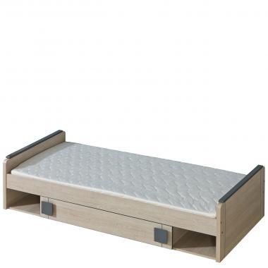 GUMI G13 detská posteľ s roštom a úložným priestorom