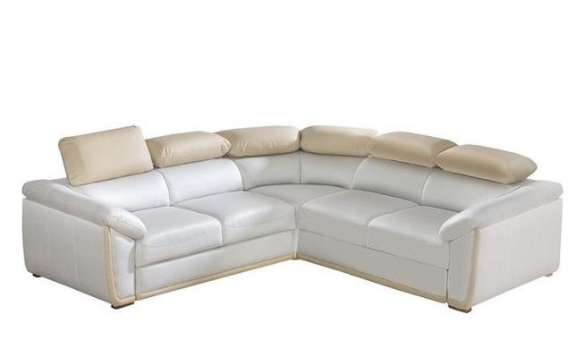 KLEOPATRA 3 luxusní modulová sedačka, možnost objednání v pravé kůži