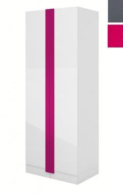 YETI Y-18 moderná šatníková skriňa do detskej izby | 2 dekory