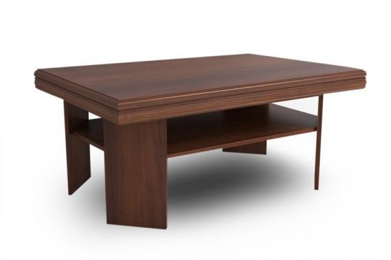 KORA KL konferenčný stolík v rustikálnom štýle