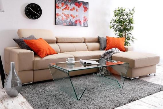 ESTER 1 luxusná modulová sedacia súprava, možnosť pravej kože