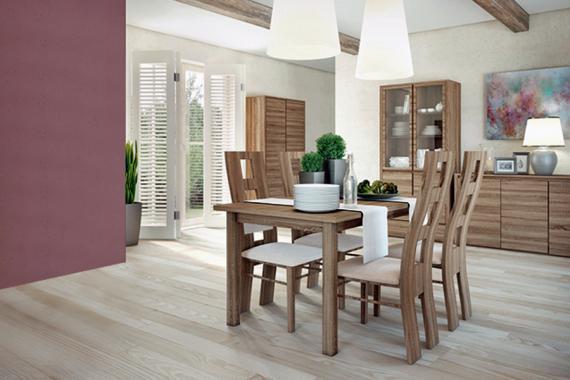MOLLY rozkladací jedálenský stôl | 3 dekory
