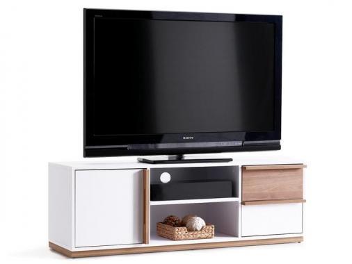 EVADO 4 lacný televziný stolík v škandinávskom štýle