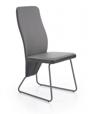 K-300 čalúnená jedálenská stolička v modernom dizajne