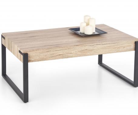 CAPRI konferenční stolek v industriálním stylu