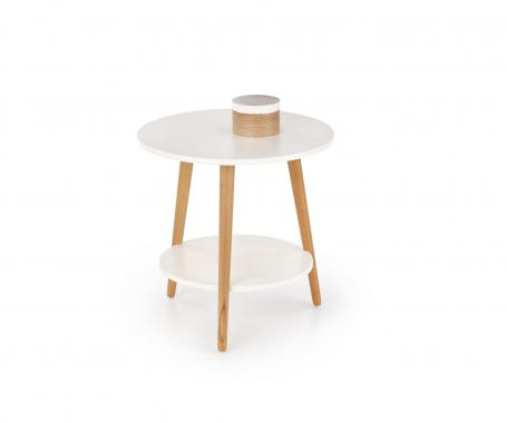 SAGO guľatý konferenčný stolík na troch nohách