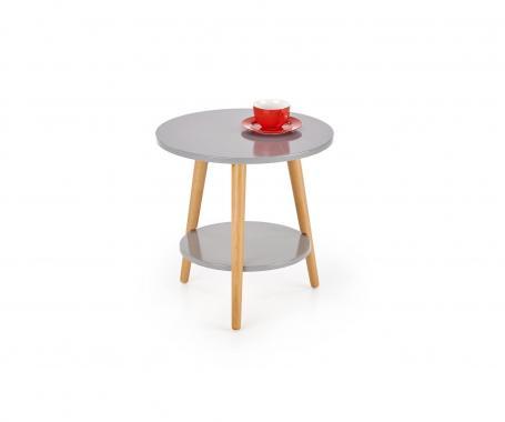 SAGO 2 guľatý konferenčný stolík na troch nohách