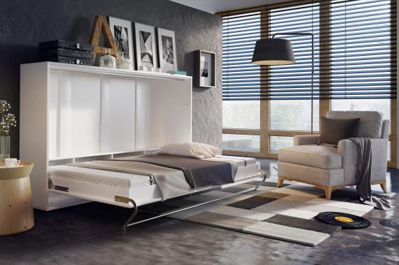 CONCEPT PRO široká sklápěcí postel | 3 rozměry