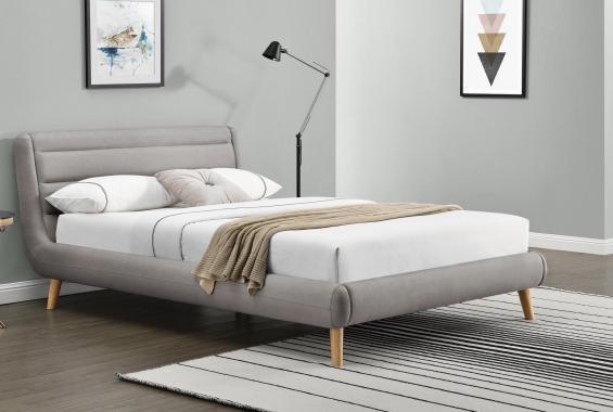ELANDA čalouněná manželská postel 160x200 cm | 3 dekory
