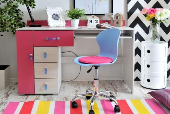 DOMI DO13 dětský psací stůl