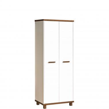 DELFINO DE 4 malá šatní skříň z masivního dřeva