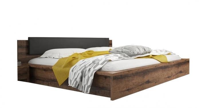 KONGO moderní manželská postel   2 rozměry