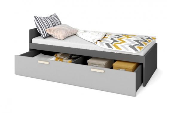 POK variabilná detská posteľ 90x200