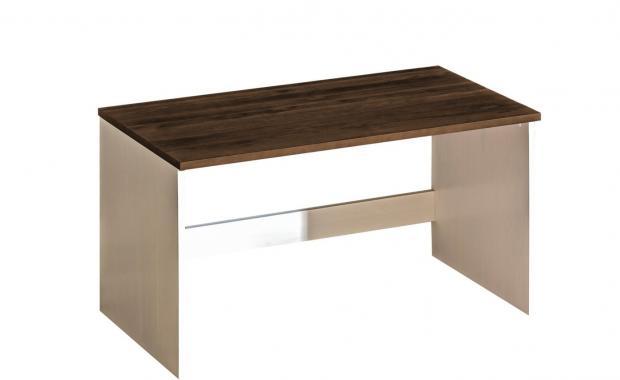 DELFINO DE9 písací stôl z masívneho dreva