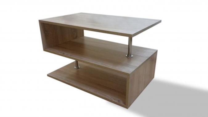 AMON konferenční stolek s LED osvětlením
