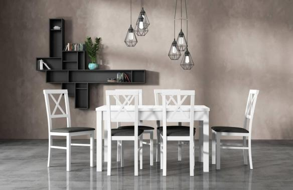 MAX V rozkládací jídelní stůl | 5 dekorů
