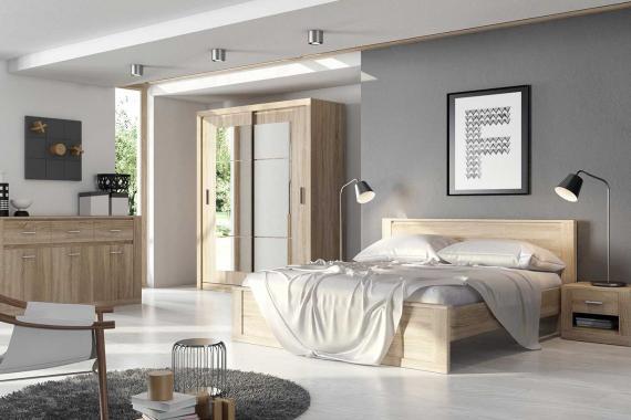 IDEA 2 spálňa