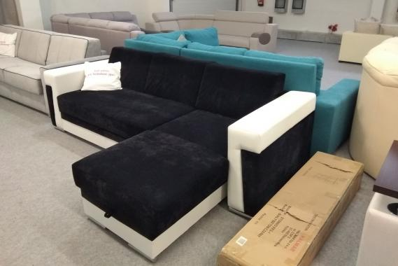 ANTONIE rozkládací rohová sedačka s úložným prostorem | VÝPRODEJ