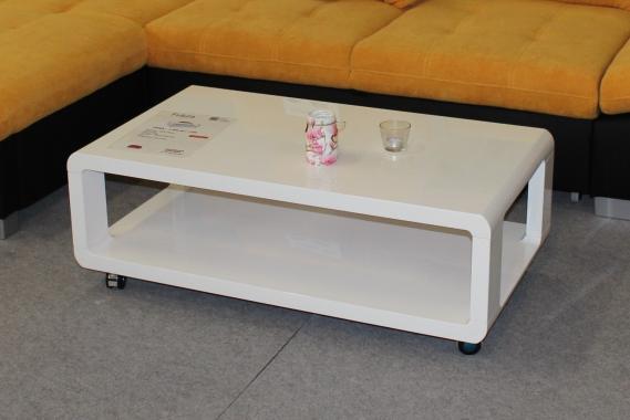 FUTURA konferenčný stolík na kolieskach