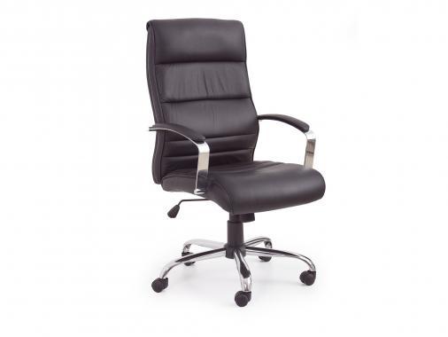 TEKSAS kožená kancelárska stolička