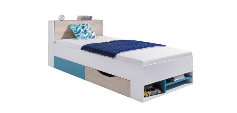 PLUTO posteľ 14