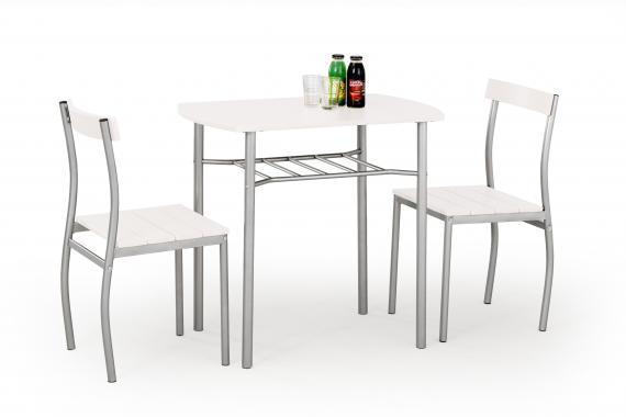 LANCE jedálenská zostava | jedálenský stôl + 2x stoličky