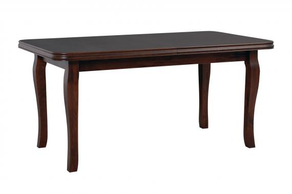 LUDWIK I rozkladací jedálenský stôl z prírodného dreva