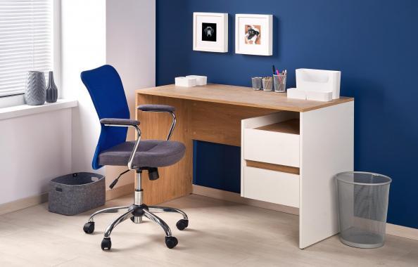 FABRI písací stôl so zásuvkami
