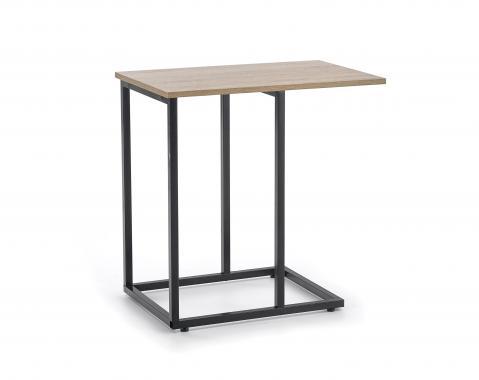 NARVIK vysoký konferenční stolek v industriálním stylu