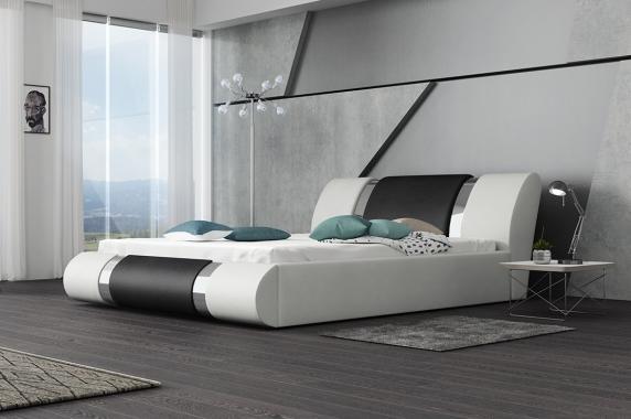 ATLANTIDA 180x200 moderná manželská posteľ