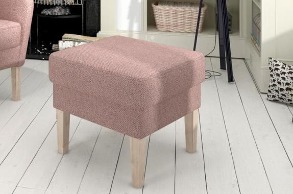 CLAUDE malý taburet v škandinávskom štýle
