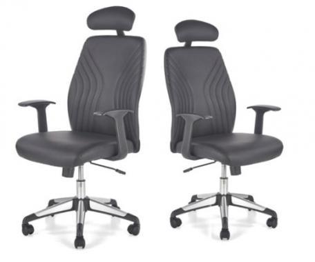 THEBA kancelářská židle, černá