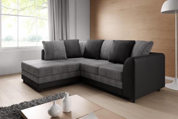 STREET Sitzgarnitur 2,5+2-Sitzer Sofas, durchlaufende Lehne
