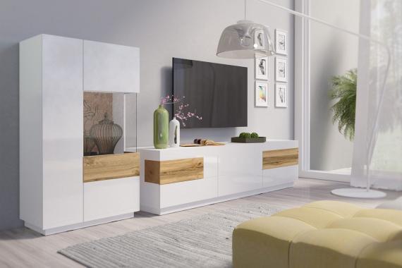 SMOOTH obývací stěna